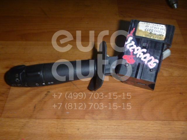 Переключатель поворотов подрулевой для Renault Megane I 1999-2004 - Фото №1
