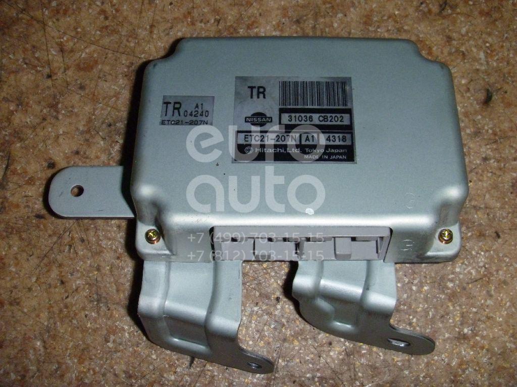 Блок управления АКПП для Nissan Murano (Z50) 2004-2008 - Фото №1