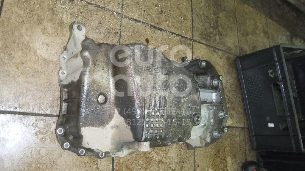 Поддон масляный двигателя для Renault Duster 2012>;Twingo 2007-2014;Twingo 1993-2007;Kangoo 2003-2008;Logan 2005-2014;Scenic 2003-2009;Laguna II 2001-2008;Clio II/Symbol 1998-2008;Clio III 2005-2012;Sandero 2009-2014;Scenic 2009-2015 - Фото №1