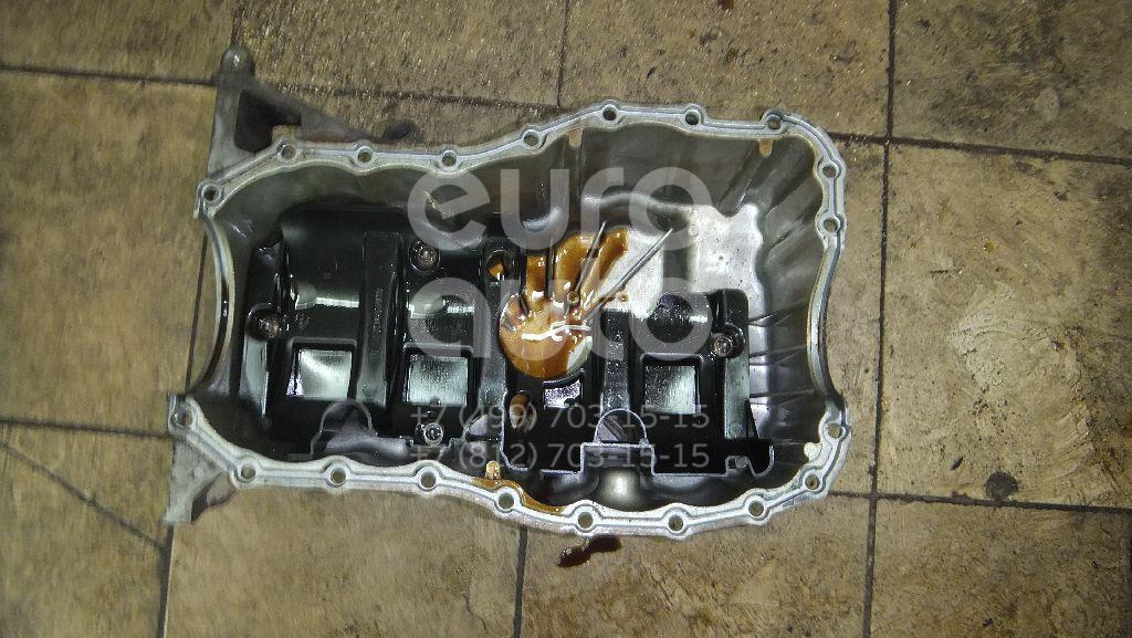 Поддон масляный двигателя для Renault Duster 2012>;Twingo 2007-2014;Twingo 1993-2007;Kangoo 2003-2008;Logan 2005-2014;Scenic II 2003-2009;Laguna II 2001-2008;Clio II/Symbol 1998-2008;Clio III 2005-2012;Sandero 2009-2014;Scenic III 2009-2015 - Фото №1