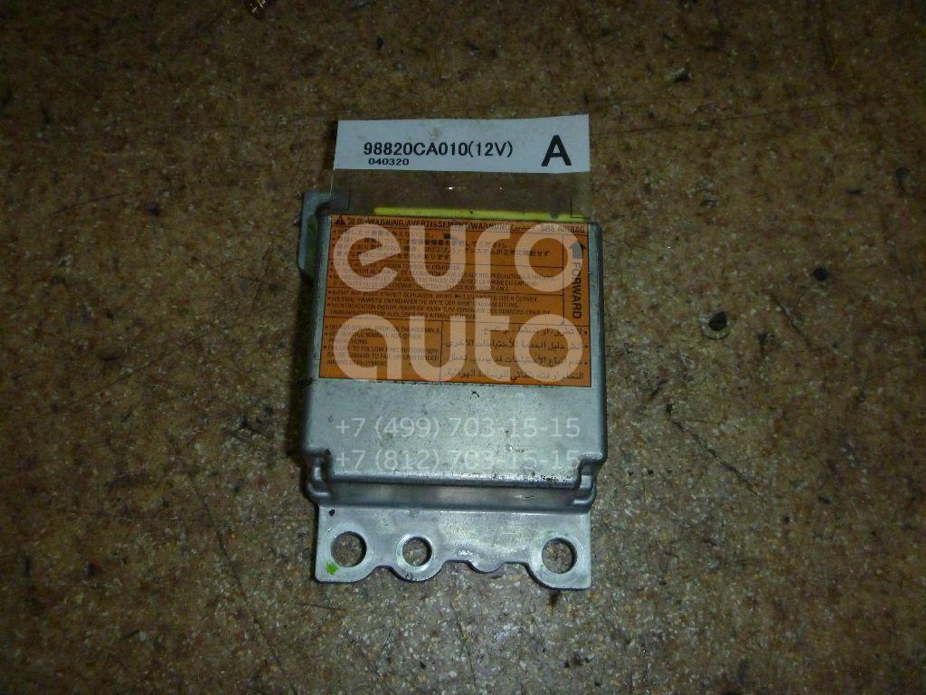 Блок управления AIR BAG для Nissan Murano (Z50) 2004-2008 - Фото №1