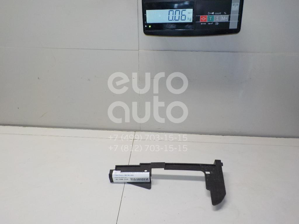 Воздуховод радиатора левый для Nissan Murano (Z50) 2004-2008 - Фото №1