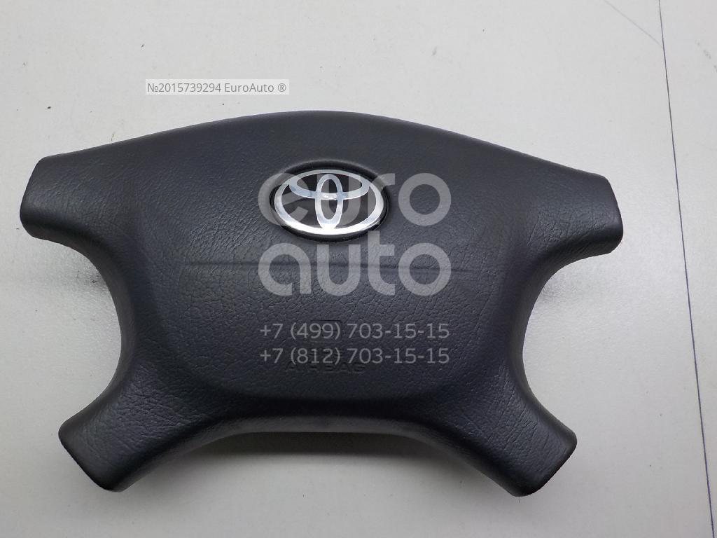 Подушка безопасности в рулевое колесо для Toyota Corolla E11 1997-2001 - Фото №1
