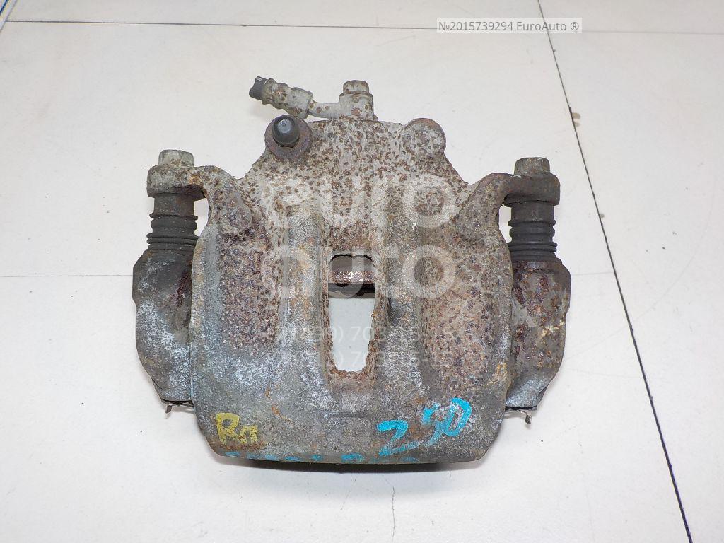 Суппорт передний правый для Nissan Murano (Z50) 2004-2008 - Фото №1