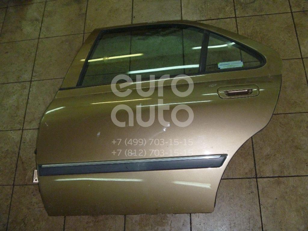 Дверь задняя левая для Peugeot 406 1999-2004 - Фото №1