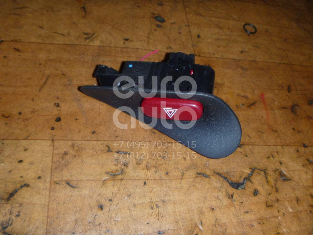 Кнопка аварийной сигнализации для Peugeot 406 1999-2004 - Фото №1