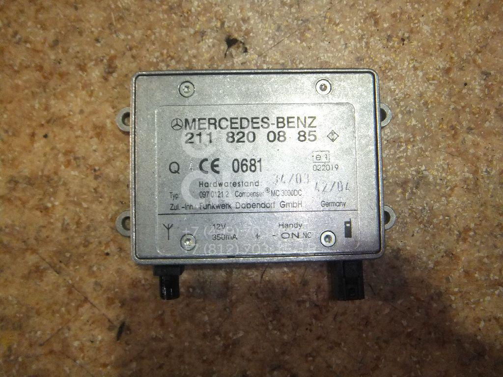 Блок электронный для Mercedes Benz W219 CLS 2004-2010;W163 M-Klasse (ML) 1998-2004;W220 1998-2005;W203 2000-2006;C209 CLK coupe 2002-2009;W164 M-Klasse (ML) 2005-2011;W211 E-Klasse 2002-2009;Vito/Viano-(639) 2003>;W216 coupe 2006-2014 - Фото №1