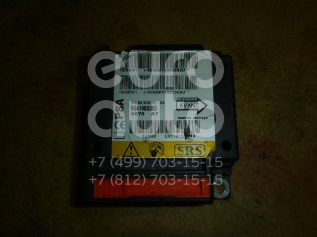 Блок управления AIR BAG для Citroen C5 2001-2005 - Фото №1