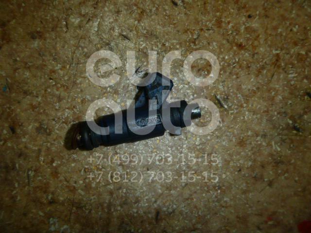 Форсунка инжекторная электрическая для Mercedes Benz W210 E-Klasse 2000-2002;W163 M-Klasse (ML) 1998-2004;W202 1993-2000;W220 1998-2005;W210 E-Klasse 1995-2000;C208 CLK coupe 1997-2002;R170 SLK 1996-2004;W203 2000-2006;C209 CLK coupe 2002-2009 - Фото №1