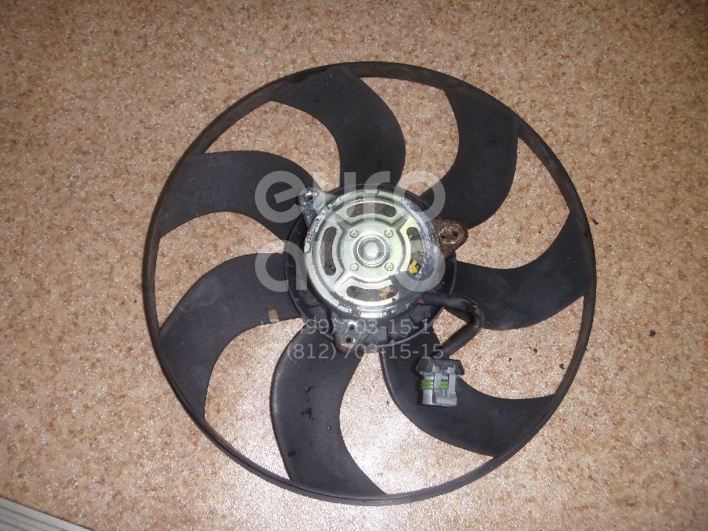 Вентилятор радиатора для Ford Transit 2006-2013 - Фото №1