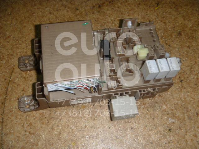 Блок предохранителей для Toyota Corolla E12 2001-2006 - Фото №1