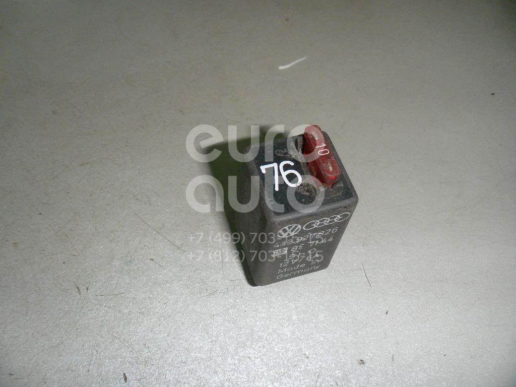 Реле для Audi 100 [C4] 1991-1994;80/90 [B3] 1986-1991;100/200 [44] 1983-1991;80/90 [B4] 1991-1994 - Фото №1