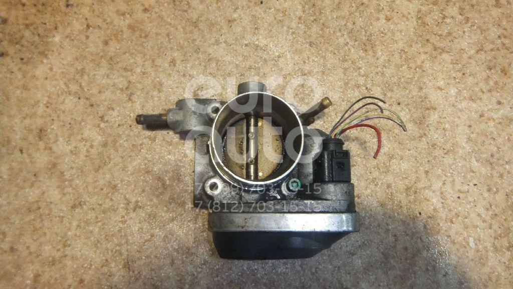 Заслонка дроссельная электрическая для VW Passat [B5] 2000-2005;A4 [B5] 1994-2000;Passat [B5] 1996-2000 - Фото №1