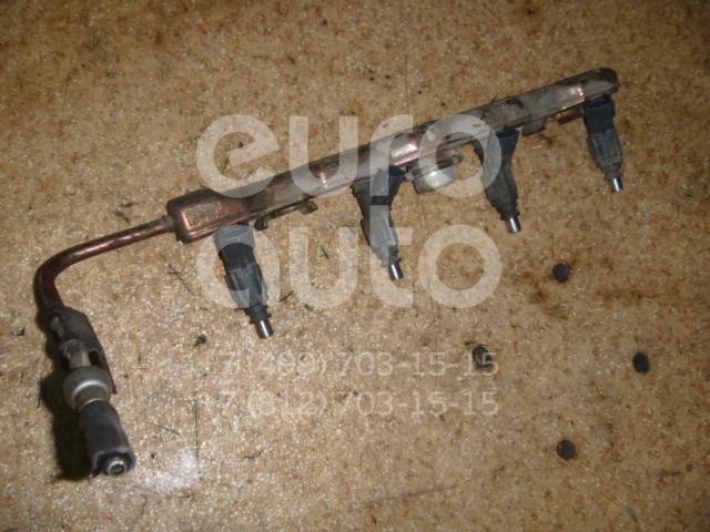 Рейка топливная (рампа) для Toyota Corolla E12 2001-2006 - Фото №1