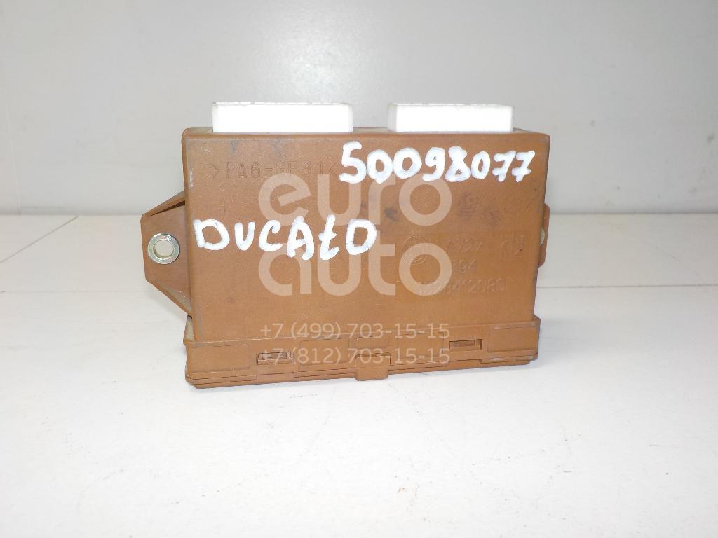 Блок управления центральным замком для Fiat,Peugeot,Citroen Ducato 244 (+ЕЛАБУГА) 2002-2006;Boxer 244 2002-2005;Jumper 244 2002-2006 - Фото №1