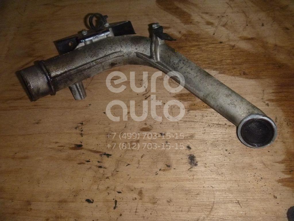 Патрубок интеркулера для Fiat Ducato 244 (+ЕЛАБУГА) 2002-2006 - Фото №1
