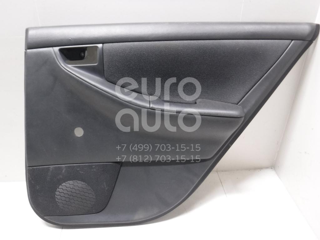 Обшивка двери задней правой для Toyota Corolla E12 2001-2007 - Фото №1
