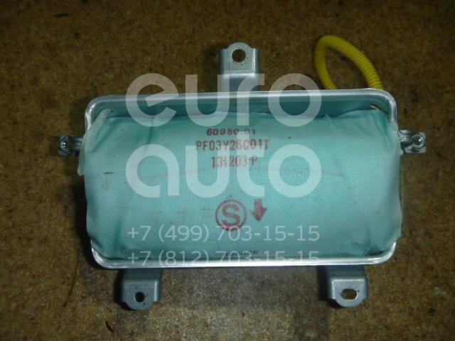 Подушка безопасности пассажирская (в торпедо) для Toyota Corolla E12 2001-2006 - Фото №1