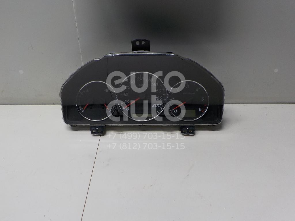 Панель приборов Mazda MPV II (LW) 1999-2006; (LE5955430)