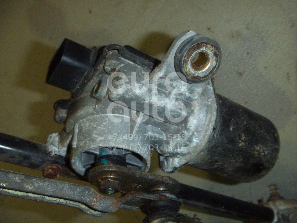 Моторчик стеклоочистителя передний для Daewoo Lacetti 2003>;Nubira 1997>;Gentra II 2013> - Фото №1