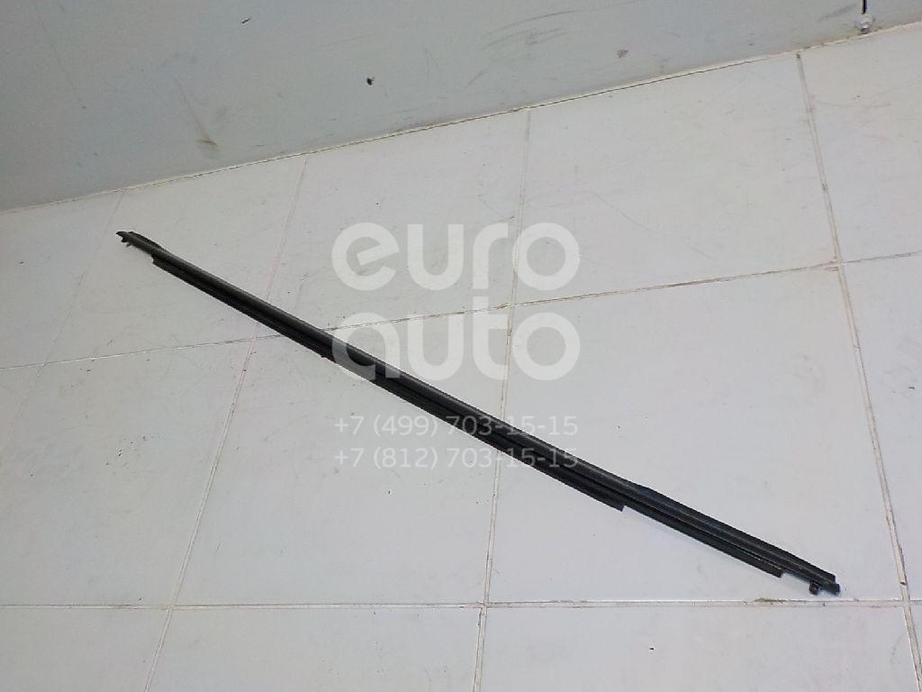 Накладка стекла заднего левого для Hyundai Elantra 2000-2006 - Фото №1