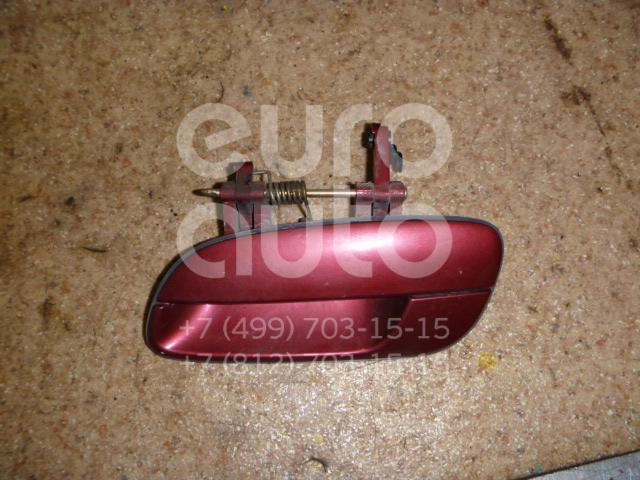 Ручка двери задней наружная левая для Hyundai Elantra 2000-2006 - Фото №1