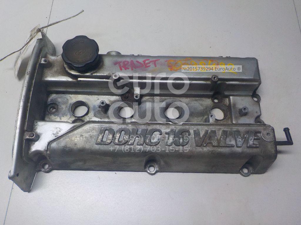 Крышка головки блока (клапанная) для Hyundai Trajet 2000> - Фото №1