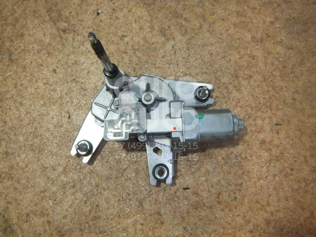 Моторчик стеклоочистителя задний для Infiniti FX/QX70 (S51) 2008>;EX/QX50 (J50) 2008-2014 - Фото №1