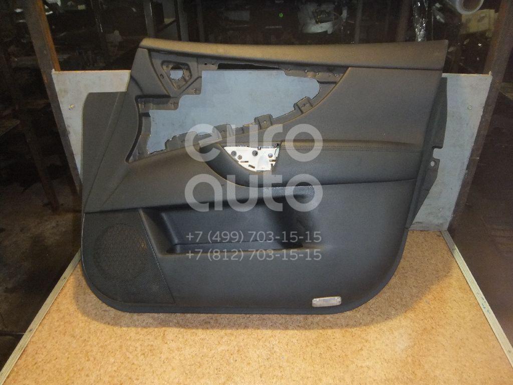 Обшивка двери передней правой для Infiniti FX/QX70 (S51) 2008> - Фото №1