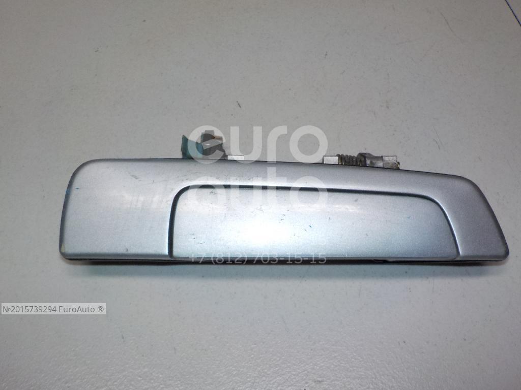 Ручка двери задней наружная правая для Mitsubishi Space Wagon (N8,N9) 1998-2004 - Фото №1