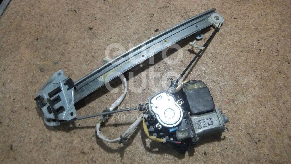 Стеклоподъемник электр. задний правый для Mitsubishi Space Wagon (N8,N9) 1998-2004 - Фото №1