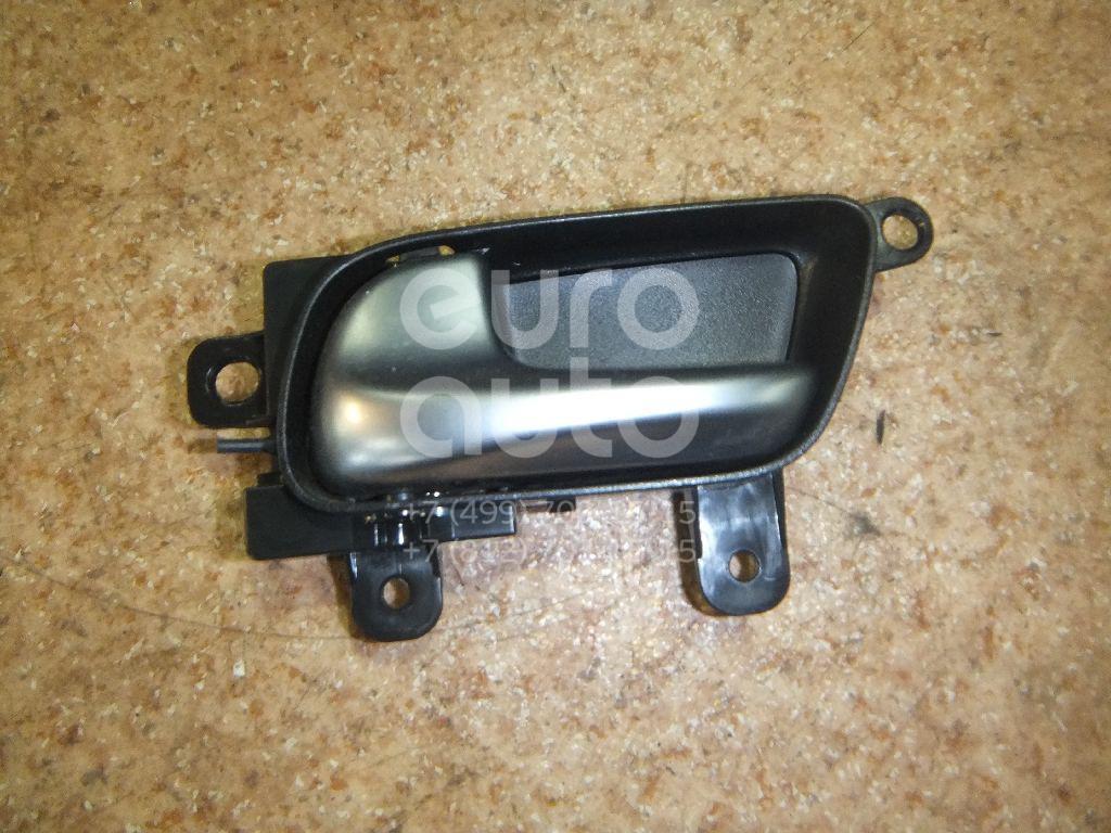 Ручка двери внутренняя левая для Infiniti,Nissan FX/QX70 (S51) 2008>;EX/QX50 (J50) 2008-2014;QX56/QX80 (Z62) 2010>;Patrol (Y62) 2010> - Фото №1