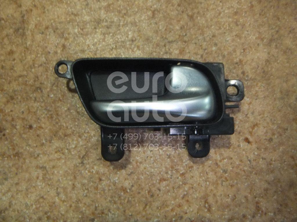Ручка двери внутренняя правая для Infiniti,Nissan FX/QX70 (S51) 2008>;EX/QX50 (J50) 2008>;QX56/QX80 (Z62) 2010>;Patrol (Y62) 2010> - Фото №1