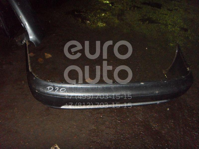 Бампер задний для Toyota Corolla E10 1992-1997 - Фото №1