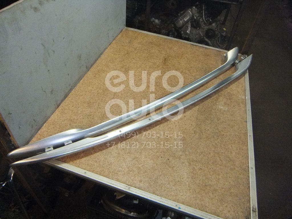 К-кт рейлингов (планки на крышу) для Infiniti FX/QX70 (S51) 2008> - Фото №1