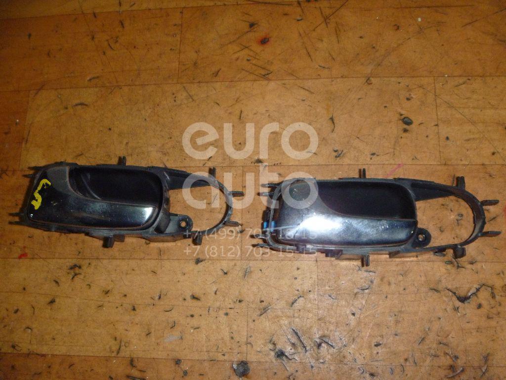 Ручка двери внутренняя левая для Chevrolet Lacetti 2003-2013 - Фото №1