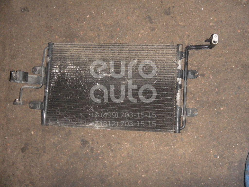 Радиатор кондиционера (конденсер) для Skoda Octavia (A4 1U-) 2000-2011 - Фото №1