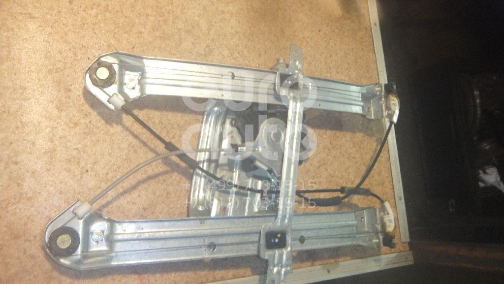 Стеклоподъемник электр. передний правый для Mitsubishi Galant (DJ,DM) 2003-2012 - Фото №1