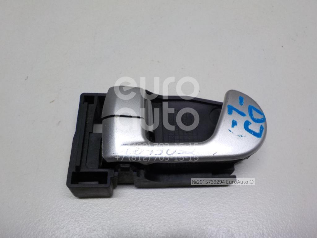 Ручка двери внутренняя левая для Mitsubishi Galant (DJ,DM) 2003-2012 - Фото №1