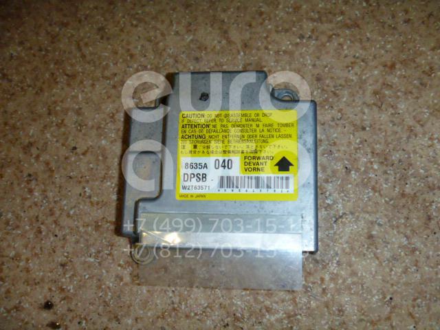 Блок управления AIR BAG для Mitsubishi Galant (DJ,DM) 2003-2012 - Фото №1
