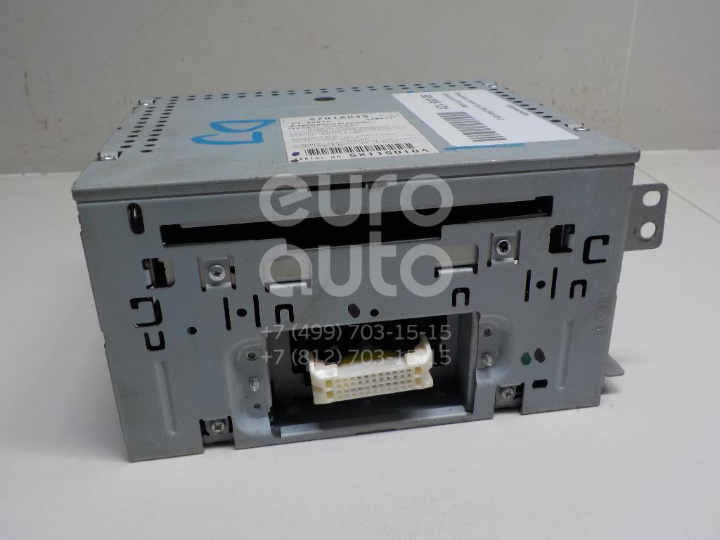Магнитола для Mitsubishi Galant (DJ,DM) 2003-2012 - Фото №1