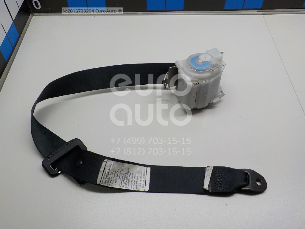 Ремень безопасности для Mitsubishi Galant (DJ,DM) 2003-2012 - Фото №1