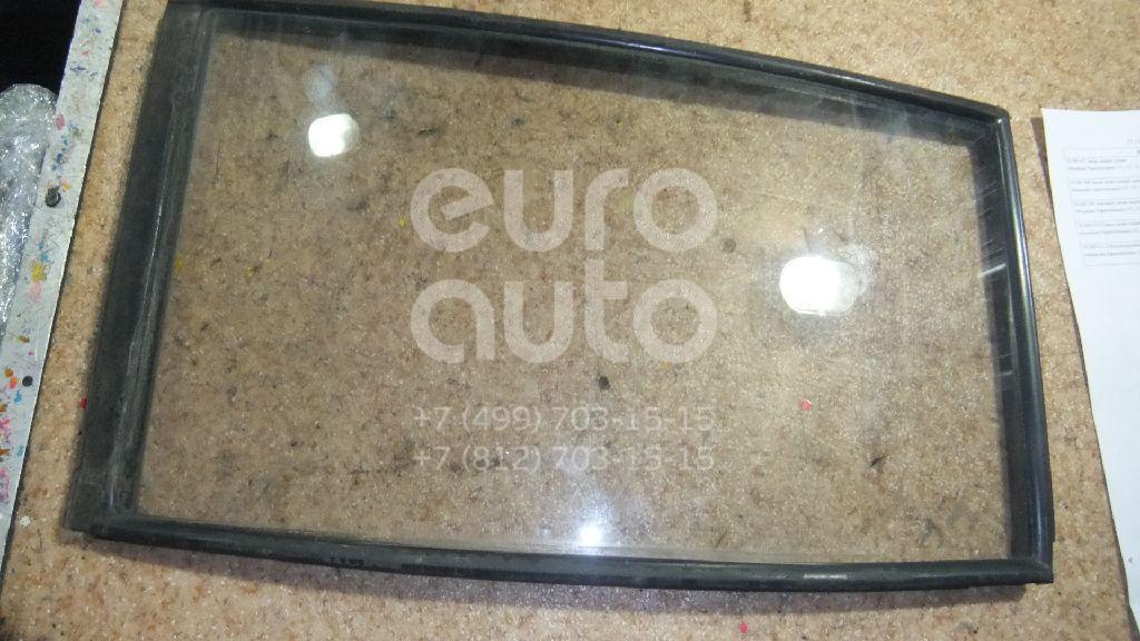 Стекло двери задней правой (форточка) для Mitsubishi Pajero/Montero II (V1, V2, V3, V4) 1991-1996 - Фото №1