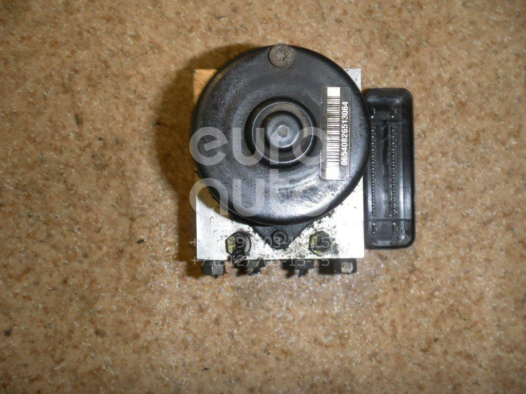 Блок ABS (насос) для Skoda,Audi,Seat,VW Octavia (A4 1U-) 2000-2011;A3 (8L1) 1996-2003;Leon (1M1) 1999-2006;Toledo II 1999-2006;Golf IV/Bora 1997-2005;New Beetle 1998-2010 - Фото №1