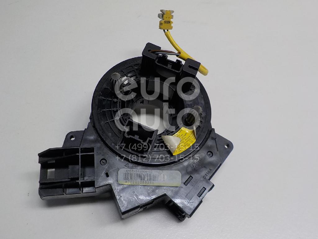 Механизм подрулевой для SRS (ленточный) для Ford C-MAX 2003-2011;Focus II 2005-2008;Transit/Tourneo Connect 2002-2013;Focus II 2008-2011;Transit 2006-2013;Kuga 2008-2012 - Фото №1
