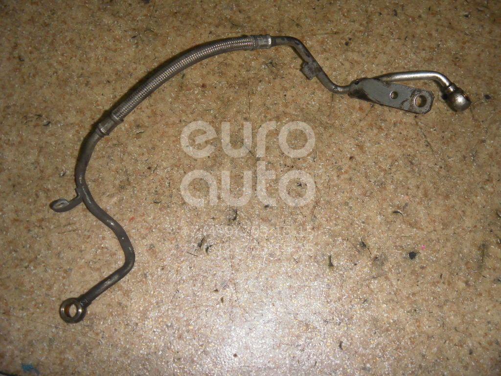 Трубка масляная для Skoda,Seat,VW Octavia (A4 1U-) 2000-2011;Leon (1M1) 1999-2006;Toledo II 1999-2006;Golf IV/Bora 1997-2005;New Beetle 1998-2010;Ibiza III 1999-2002;Cordoba 1999-2002 - Фото №1