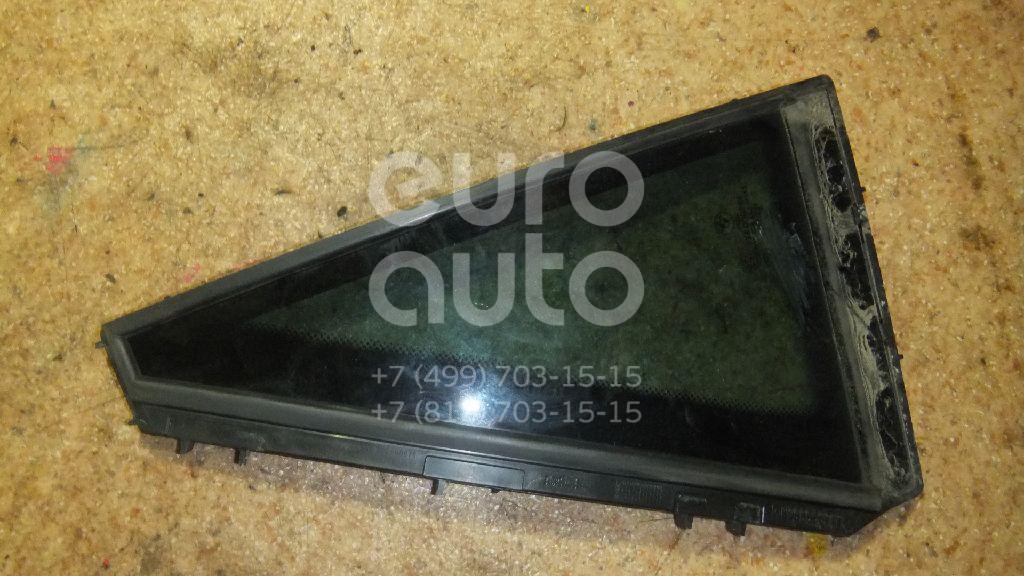 Стекло двери задней правой (форточка) для BMW X6 E71 2008-2014 - Фото №1
