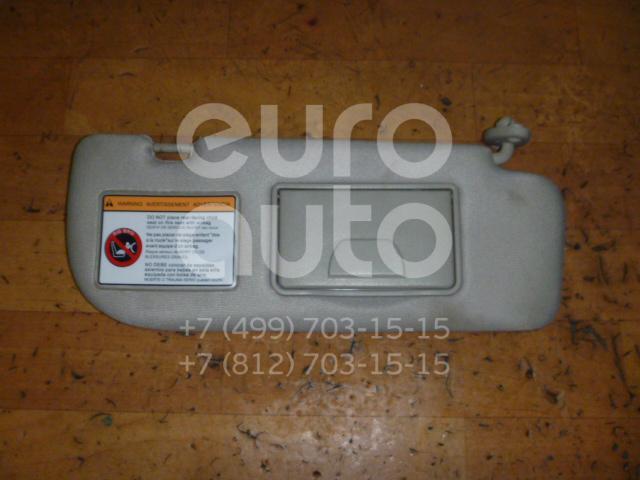 Козырек солнцезащитный (внутри) для Chevrolet Epica 2006> - Фото №1