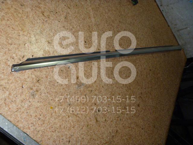 Накладка стекла заднего правого для Mercedes Benz W221 2005-2013 - Фото №1