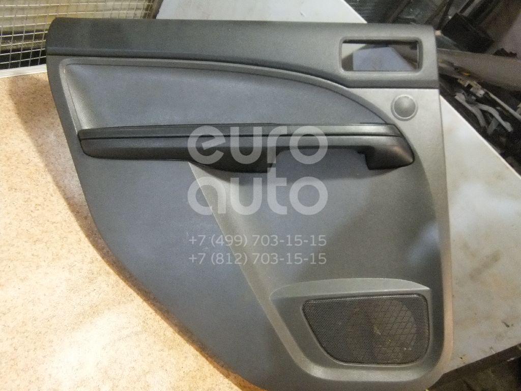 Обшивка двери задней левой для Ford C-MAX 2003-2011 - Фото №1